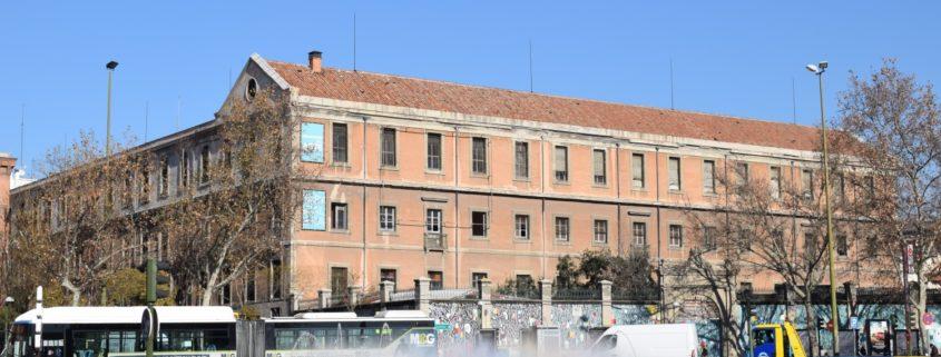 La Tabacalera - Die Tabakfabrik in Lavapiés