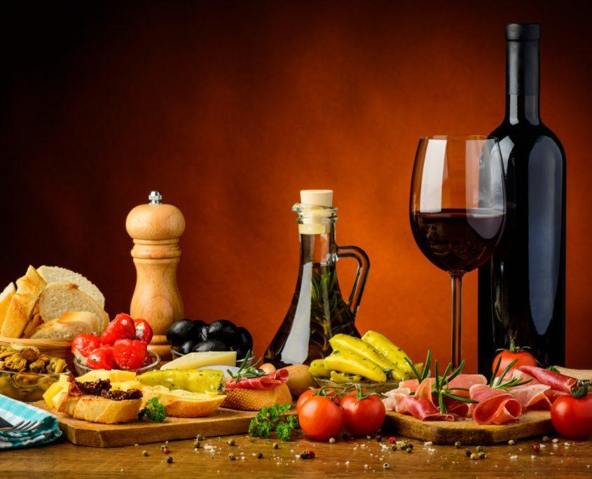 Madrider Essenszeiten und traditionelles Essen