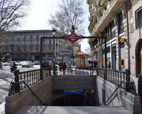 Besser mit der Metro fahren