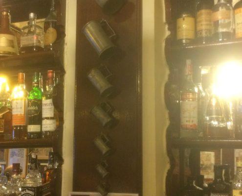 Casa Alberto - Dekoration Bar