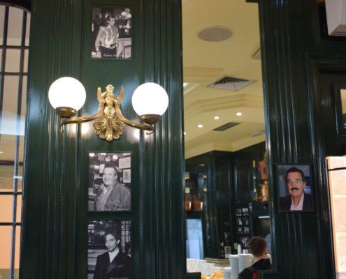 Chocolatería San Ginés -Dekoration