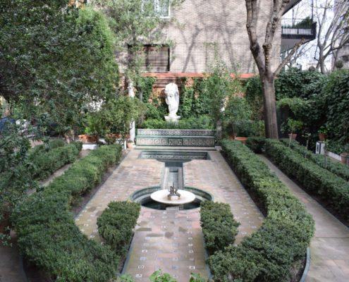 Gartenbereich 2 im Sorolla-Museum
