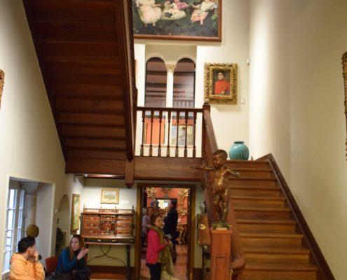 Treppenhaus um Sorolla-Museum