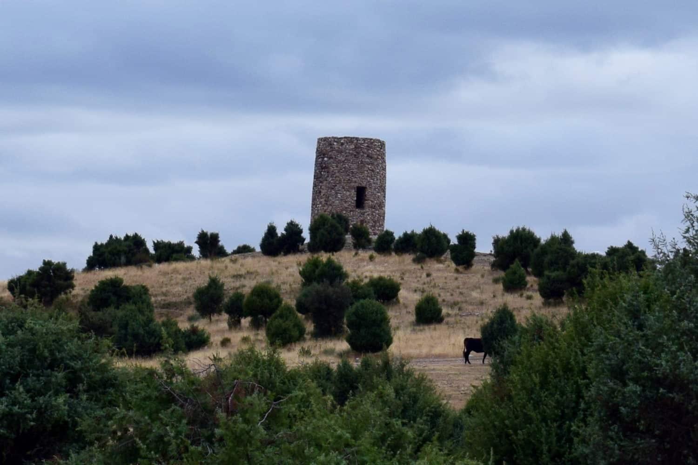Der Wachturm Atalaya de El Berrueco