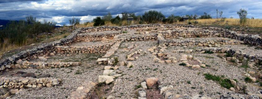 Excavaciones - tumbas visigodas