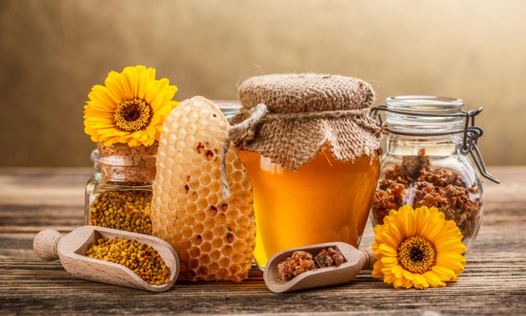 Honig aus Madrid
