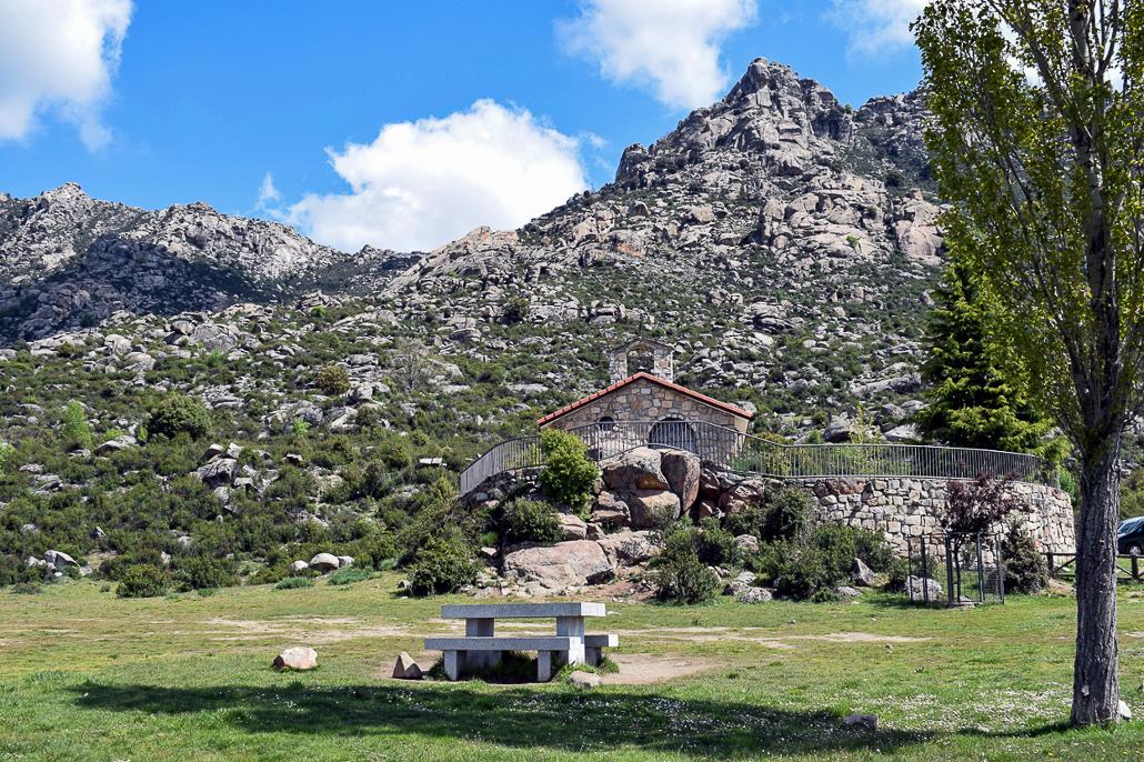 Ermita de San Isidro Labrador El Boalo