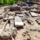 Gesamtansicht Ausgrabungen El Rebollar, El Boalo