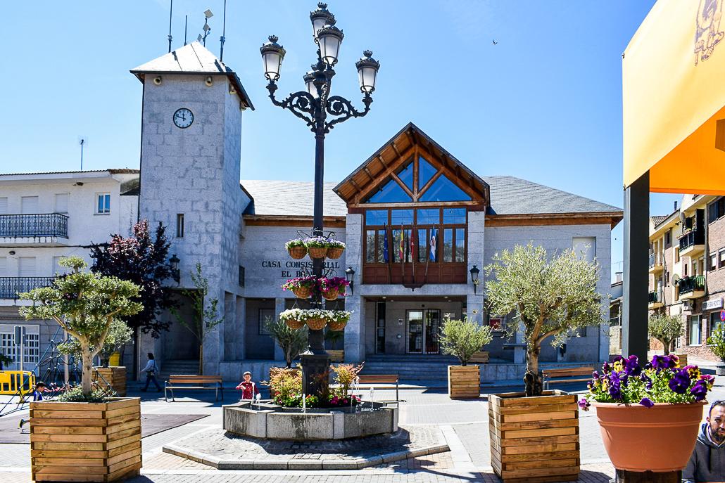 Rathaus von El Boalo
