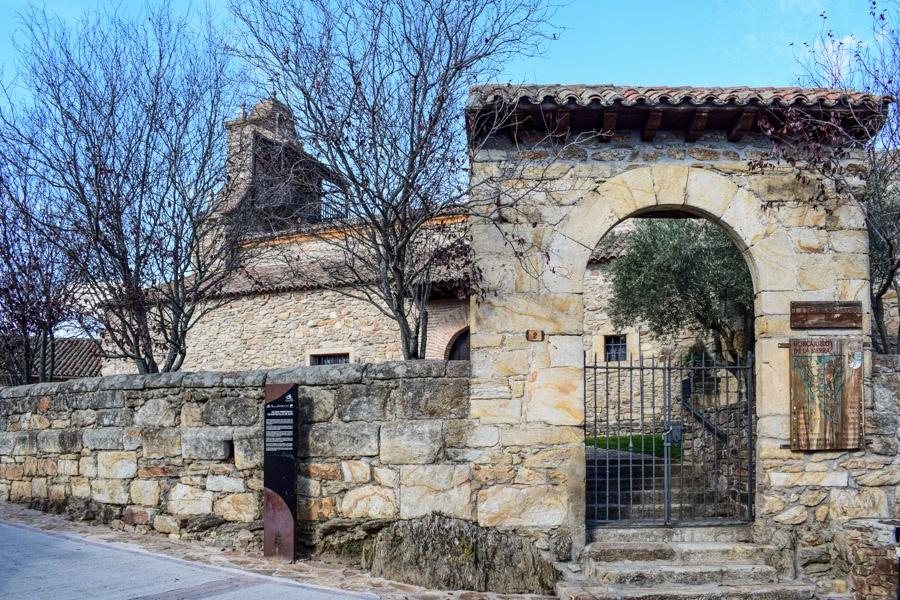 Die Kirche San Nicolás de Bari