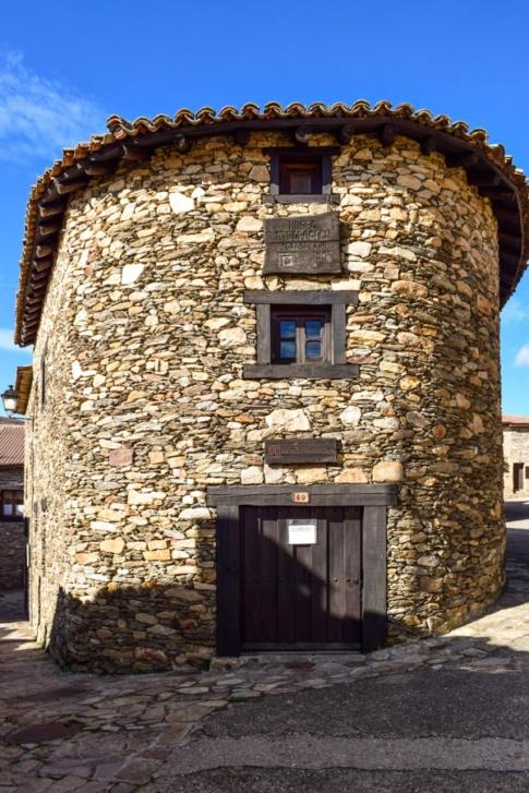 Das ethnologische Museum von Horcajuelo de la Sierra
