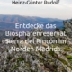 Buchcover Reiseführer Entdecke das Boisphärenreservat Sierra del Rincón